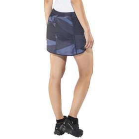 Salomon Agile Skort Women night sky/graphite/crown blue